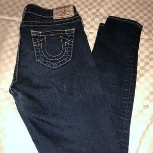 Men's true religion skinny jeans